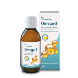 Vitaking Omega-3 Olaj 150 ml – Natur Reform