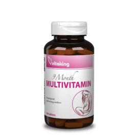 Vitaking 9 Hónap Multivitamin - 60 db