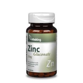 Vitaking Cink Glükonát 25 Mg - 90 db – Natur Reform