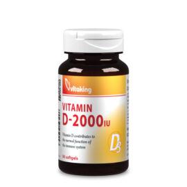 Vitaking D3-Vitamin 2000NE – Natur Reform