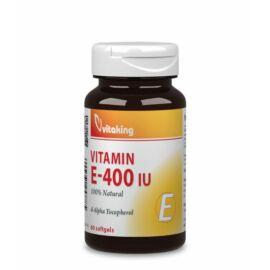 Vitaking E-Vitamin 400NE – 60 db – Natur Reform