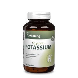 Vitaking Kálium - 100 db – Natur Reform