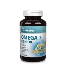 Vitaking Omega-3 1200 mg - 90 db