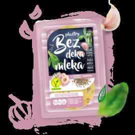 Bez Deka Mleka Fokhagymás szeletek szendvicshez medvehagymával és köménymaggal (vegán, gluténmentes) 100 g