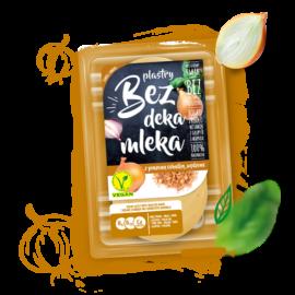 Bez Deka Mleka Füstölt szeletek szendvicshez pirított hagymával (vegán, gluténmentes) 100 g