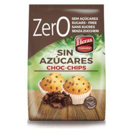 Heras Mini cukormentes muffin csokidarabos  256 g
