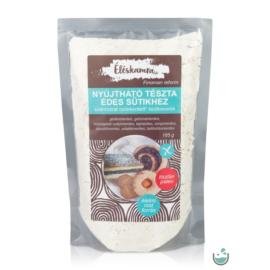 Éléskamra Nyújtható tészta édes sütikhez szénhidrát csökkentett lisztkeverék 185 g – Natur Reform