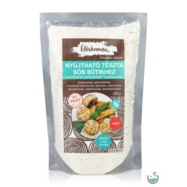 Éléskamra Nyújtható tészta sós sütikhez szénhidrát csökkentett lisztkeverék 180 g – Natur Reform