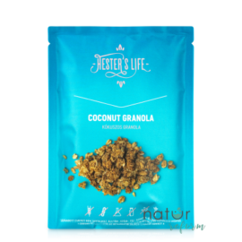 Hester's life coconut granola – kókuszos granola 60/320 g