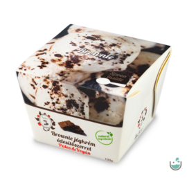 ALL IN natural food Brownie jégkrém 120 g – Natur Reform