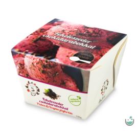 ALL IN natural food Feketeszeder csokoládédarabokkal jégkrém 120 g