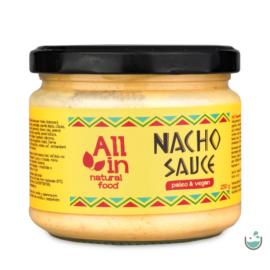 ALL IN natural food Natúr nacho sauce 250 g – Natur Reform