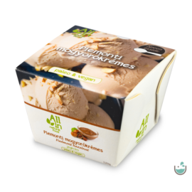 ALL IN natural food Piemonti mogyorókrémes jégkrém 120 g – Natur Reform