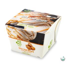 ALL IN natural food Sós karamell jégkrém 120 g