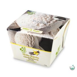 ALL IN natural food Vanília jégkrém 120 g – Natur Reform