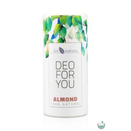 Artnatura Almond Natúr Dezodor – Natur Reform