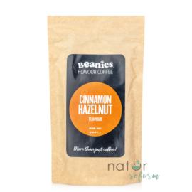 Beanies Fahéjas-mogyoró ízű szemes kávé 125 g – Natur Reform