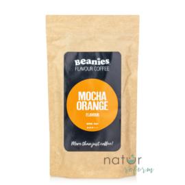 Beanies Mocha narancs ízű szemes kávé 125 g – Natur Reform