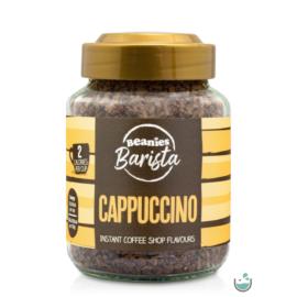 Beanies Barista Cappuccino ízű instant kávé 50 g – Natur Reform