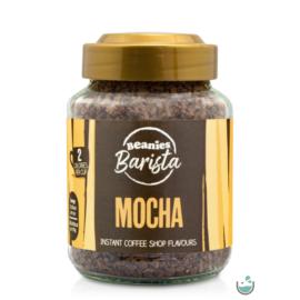 Beanies Barista Mocha ízű instant kávé 50 g – Natur Reform