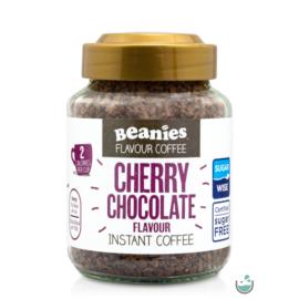 Beanies Csokoládés - meggyes ízű instant kávé 50 g – Natur Reform