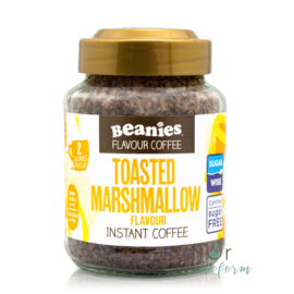 Beanies Sült mályvacukros ízű instant kávé 50 g