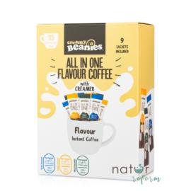 Beanies Ízesített instant 2in1 kávé válogatás 66 g – Natur Reform
