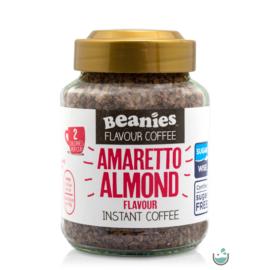 Beanies Amaretto- mandula ízű instant kávé 50 g – Natur Reform