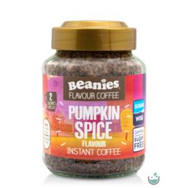 Beanies Fűszeres- sütőtökös ízű instant kávé 50 g