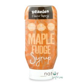 Beanies Juharszirup ízű cukormentes desszertöntet 400 ml - Natur Reform