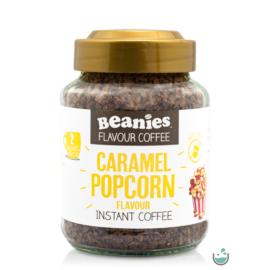 Beanies Karamell- popcorn ízű instant kávé 50 g – Natur Reform