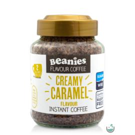 Beanies Krémes- karamella ízű instant kávé 50 g
