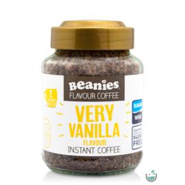 Beanies Vanília ízű instant kávé 50 g
