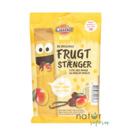 Castus Mangós-vaníliás gyümölcsszelet csomag 5 x 20 g