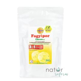 Dia-Wellness Citrom ízű fagyipor 250 g – Natur Reform