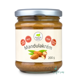 Health Market Mandulakrém 200 g – Natur Reform