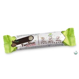 Health Market TwoRoo Citrom-vanília ízű szelet étcsokoládéba mártva 30 g
