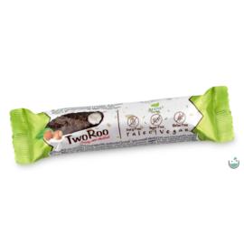 Health Market TwoRoo Citrom-vanília ízű szelet mogyorós étcsokoládéba mártva 30 g