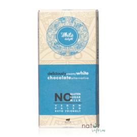 Health Market White Delight Fehér tábla édesítőszerrel 80 g