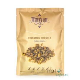 Hester's life cinnamon granola – fahéjas granola 60/320 g
