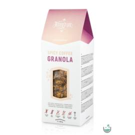 Hester's Life Spicy Coffee granola – fűszeres kávés granola 320 g – Natur Reform
