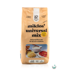 It's us Miklos's Gluténmentes univerzális lisztkeverék 500 g – Natur Reform
