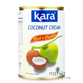 Kara UHT Kókuszkrém 400 ml - Natur Reform