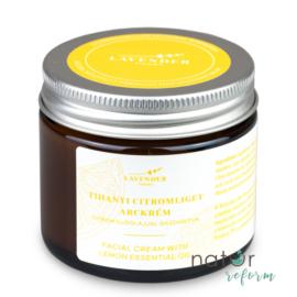 Lavender Tihany Tihanyi Citromliget Arckrém 60 ml – Natur Reform