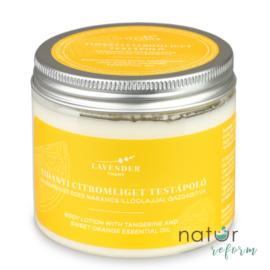 Lavender Tihany Tihanyi Citromliget Testápoló 200 ml – Natur Reform