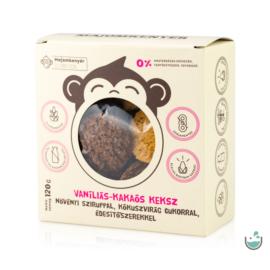 Majomkenyér Vaníliás-kakaós keksz 120 g