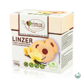 Primus Gluténmentes Vegán Linzer 150 g – Natur Reform