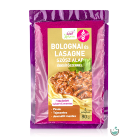Szafi Reform Bolognai és lasagne szósz alap 80 g