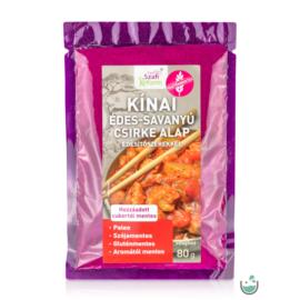 Szafi Reform Kínai édes-savanyú csirke alap 80 g