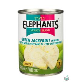 TWIN Elephants Zöld Jackfruit 540 g – Natur Reform
